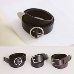 모던 버클 belt